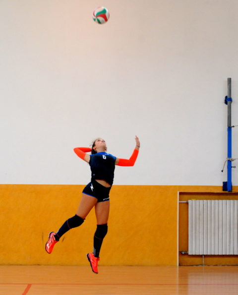 Le squadre Vbc in campo nel week-end
