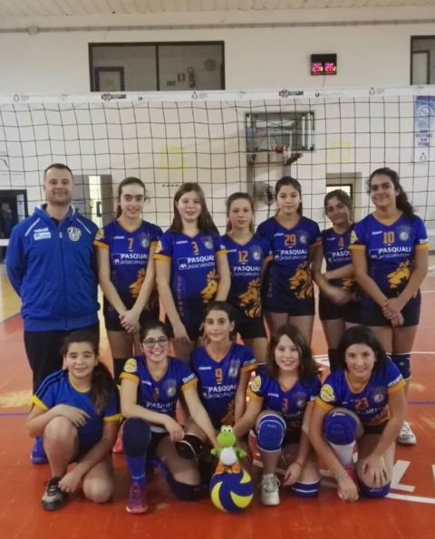 Volley F. Vincono nel week-end Under 12 e Under 13