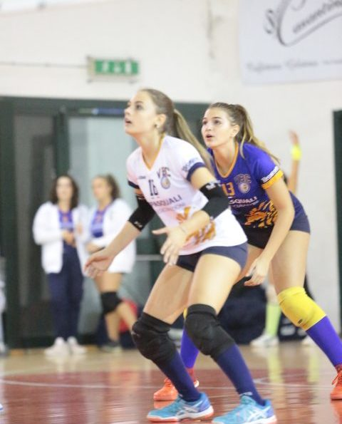 Volley VBC, i risultati del week-end
