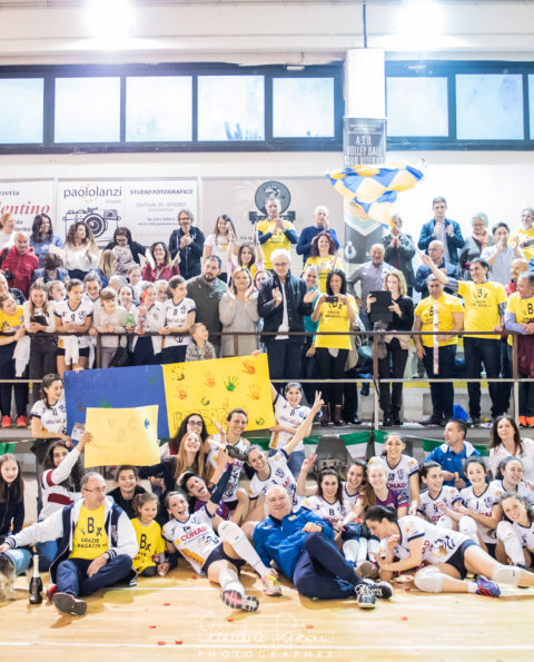 Volley F/C, Vbc in campo domani a Amatrice