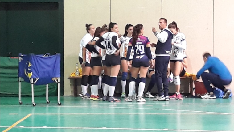 La U18 eliminata dalla Intent Sport Union Team