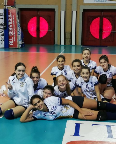 III D Under 13, la Vbc ospita Tuscania Volley